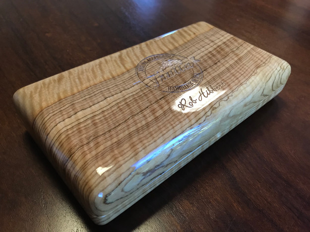 Wooden Fly Box 18