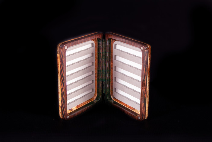 Wooden Fly Box 6