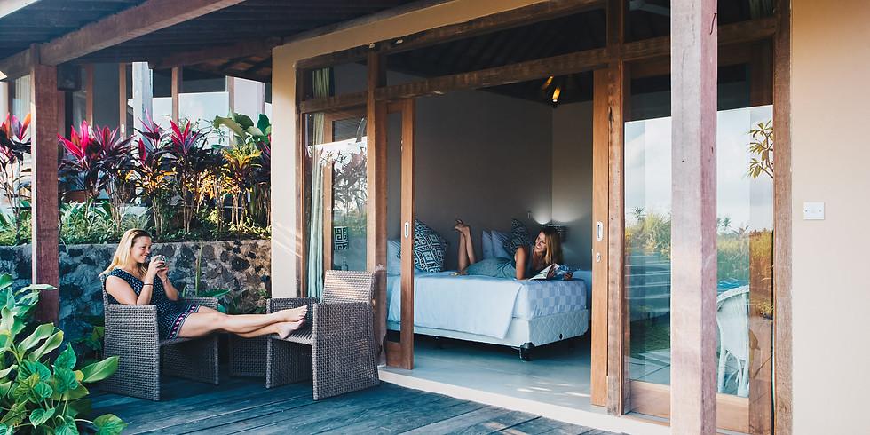 The Journey: Bali Yoga & Adventure Retreat