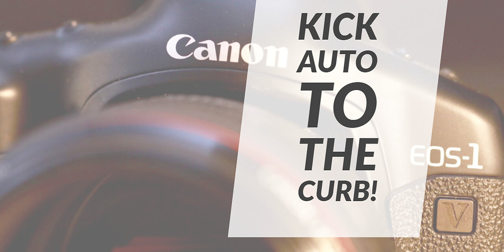 Kick Auto to the Curb!