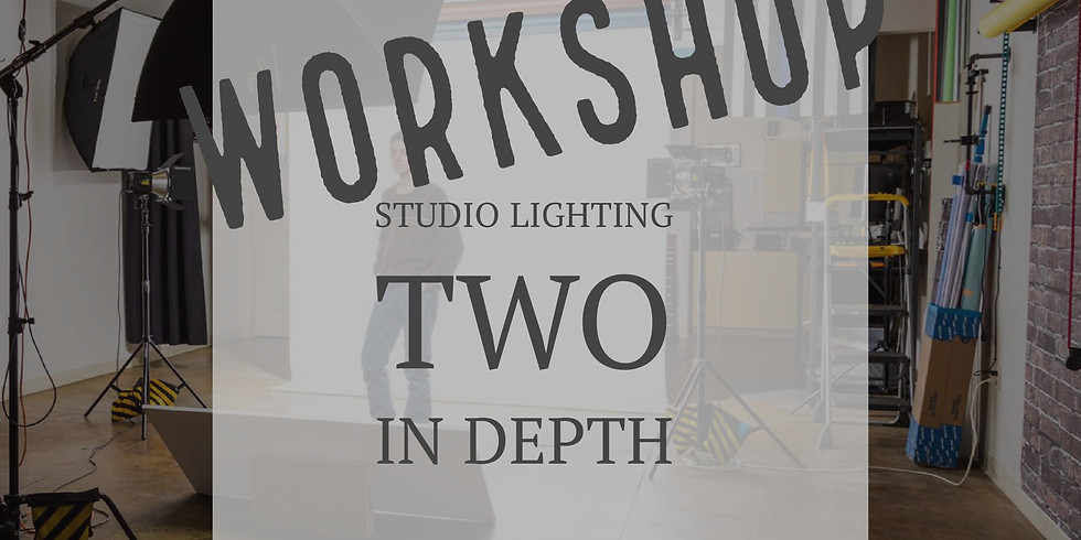 Studio Lighting 2 (Intermediate)