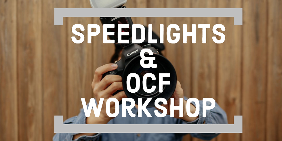 Speedlights & OCF