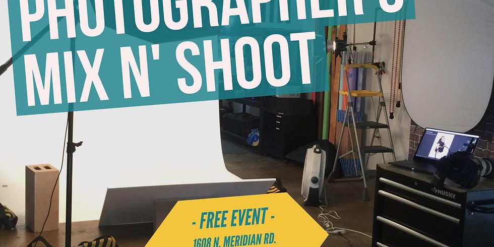 Photographer's Mix n' Shoot