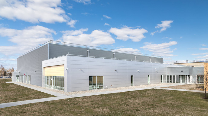 GSK Plant, Hamilton MT