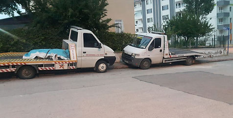 Ankarada Kurtarma Ve Ankarada Çekici