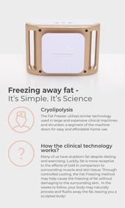 Fat Freezer Platinum: Freeze Away That Stubborn Fat