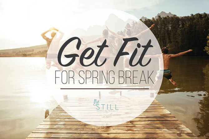 Our Favorite Ways to Get Fit for Spring Break