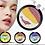 Thumbnail: Sombras Shimmer Para Ojos E0139 Saniye Diseño Delfin (24 Piezas))