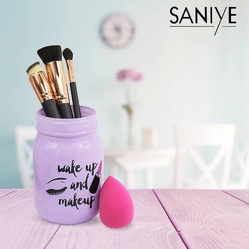 Brochas Básicas Para Maquillaje W162