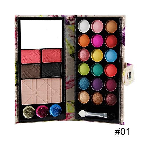 Estuche de maquillaje T091 (12 Pzas.)