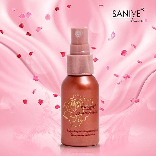 Fijador De Maquillaje R1166 Rose (12 Piezas)