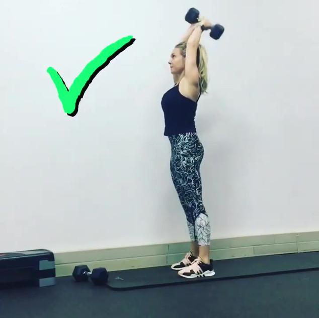 Tricep Technique