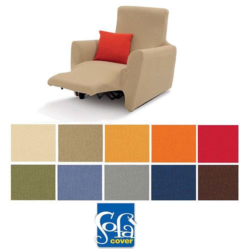 Copripoltrona reclinabile Sofà Cover Biestensibile unito