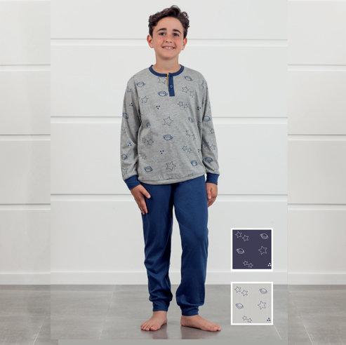Pigiama Bambino IRGE Cotone Manica Lunga IK050
