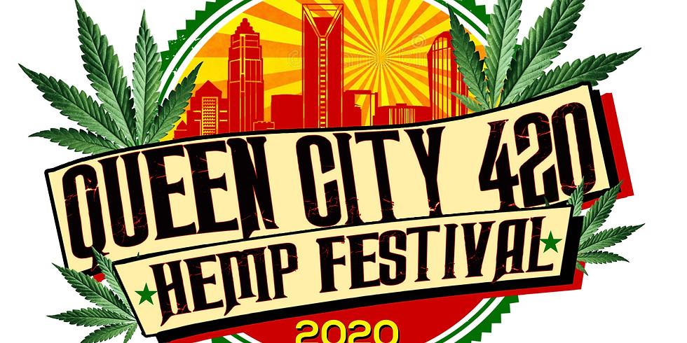 Queen City 420 Hemp Fest Vendor Tickets