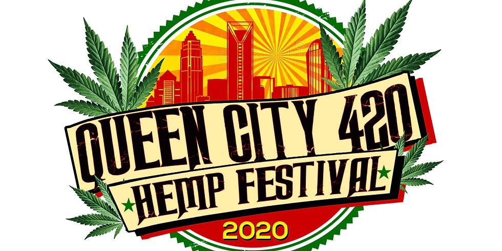 Queen City 420 Hemp Fest General Admission