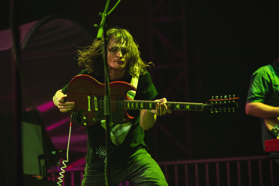 King Gizzard & The Lizard Wizard at Central Park Summerstage 8/28/19