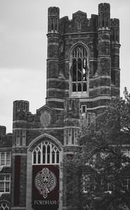 Keating Hall, Fordham University Rose Hill