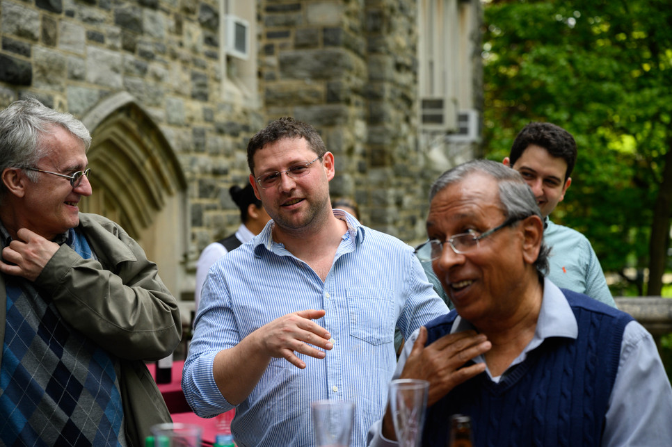 Fordham University Physics Dept. 2019 Senior Send Off