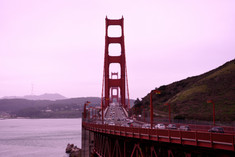 Golden Gate Bridge, SF