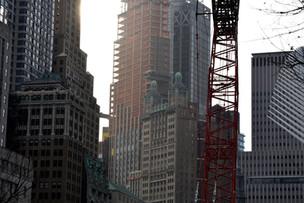 Sunday Morning in Lower Manhattan