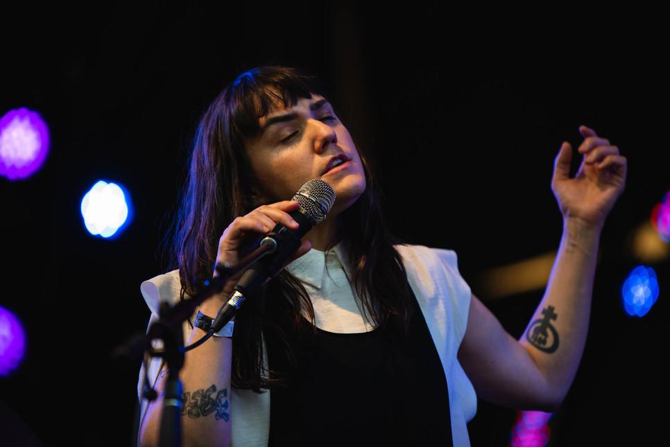 Emily Wells at BRIC Celebrate Brooklyn! 6/22/19