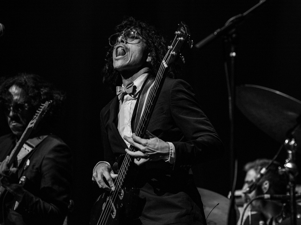 Chicano Batman at Kings Theatre 9/17/19