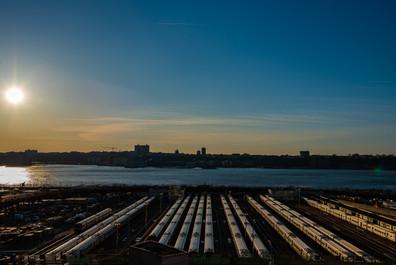Hudson Yards Sunset