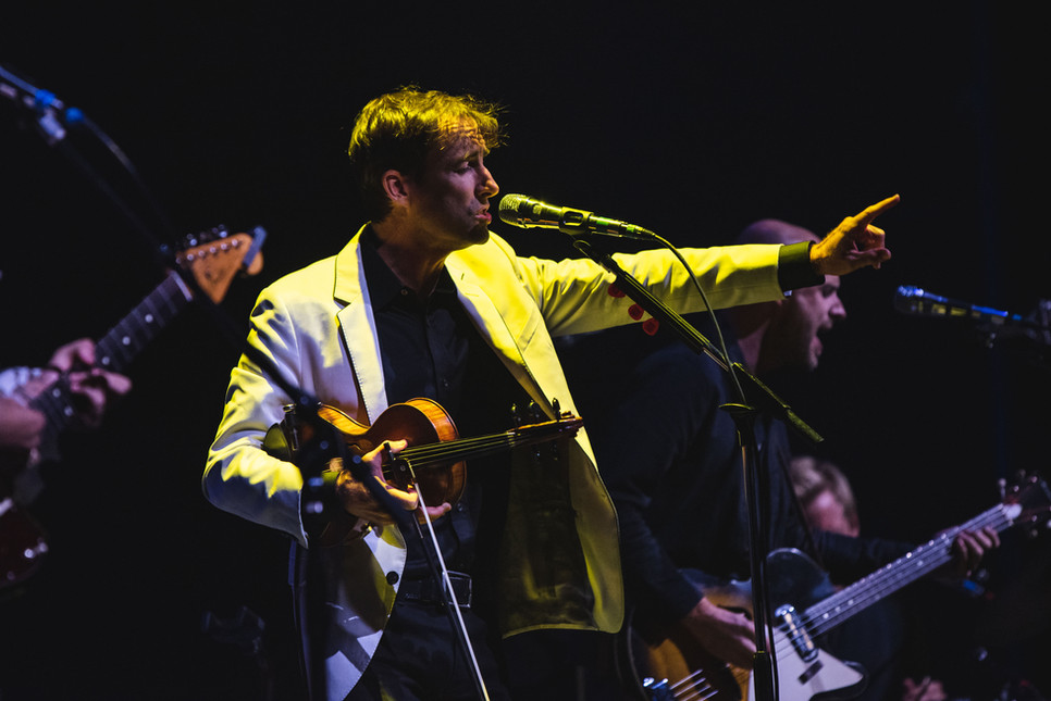 Andrew Bird at Kings Theatre 9/17/19
