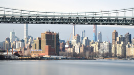 View from Astoria Park