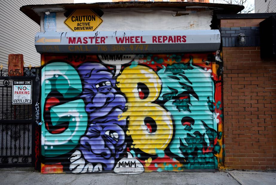 Bushwick Garages