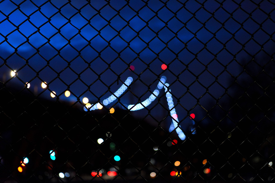 Triboro in Bokeh
