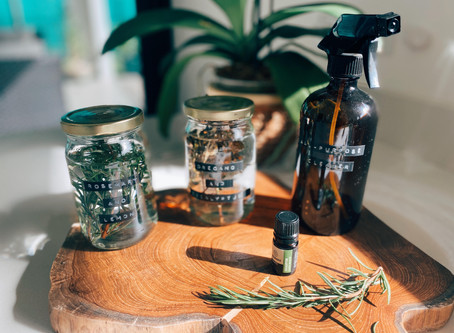 🌿 DIY All-Purpose Natural EcoCleaner 🌿