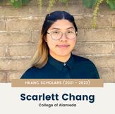 Scarlett Chang
