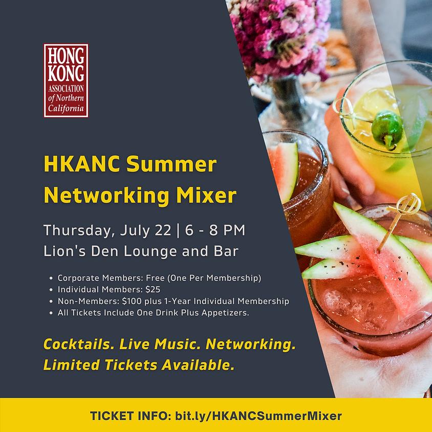 HKANC Summer Networking Mixer