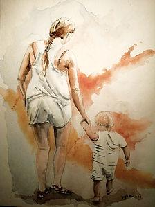 Femme et enfant dosR.jpg