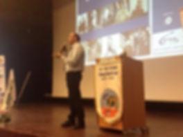 הרצאה בכנס שנתי אירגון רוטרי