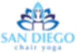 San Diego Chair Yoga's logo