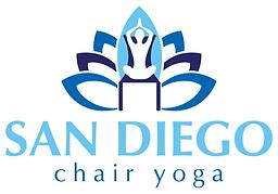 San Diego Chair Yoga's logo