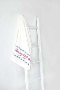 Good Morning Bath Towel