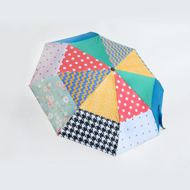 Patchwork Umbrella