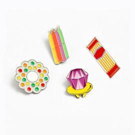 Retro Sweets Enamel Pin