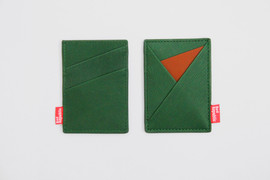 Banana Leaves Card Holder