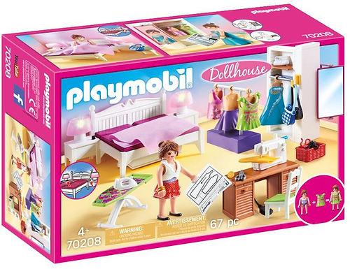 Playmobil 70208 Dollhouse Master Bedroom