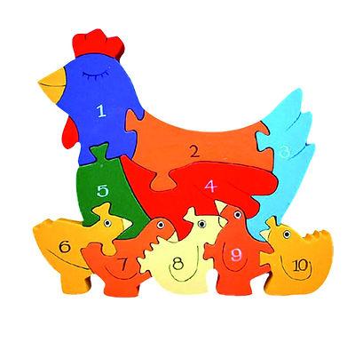 Number Hen