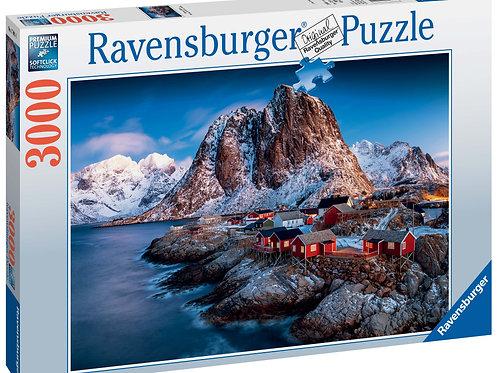 Ravensburger Lofoten, Norway, 3000pc Jigsaw Puzzle