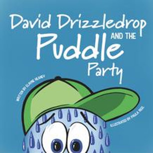Books - David Drizzledrop and the Puddle Party