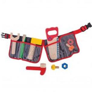 BigJigs Carpenter's Belt - Red