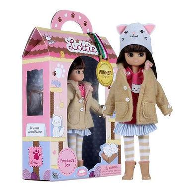 Lottie Pandora's Box
