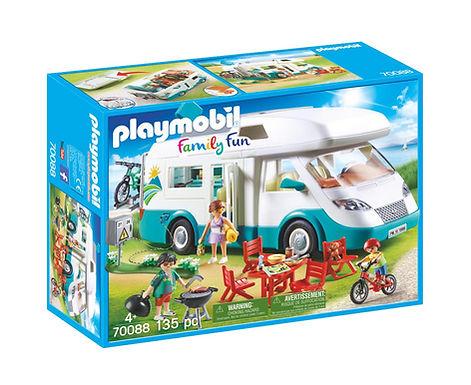 Playmobil 70088 Family Fun Camper Van
